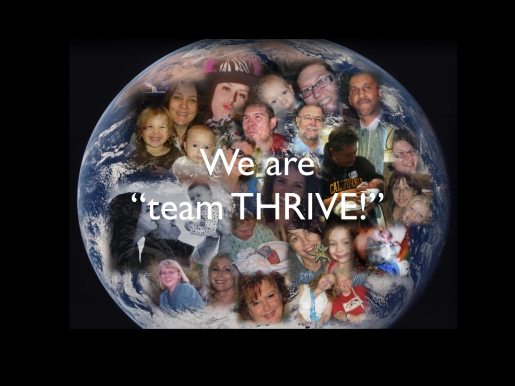team THRIVE